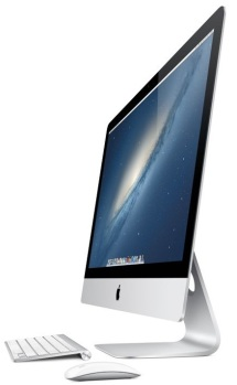 The 27 inches new iMac is a killer, but for the same price...